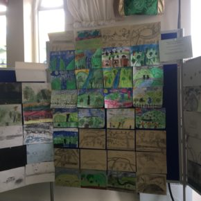 Schools Painting Competition